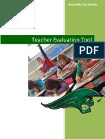Teacher Evaluation Tool071113FINAL