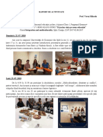 Veres Mihaela Raport Individual Ka1 Erasmus+ Tales, 2017-2019
