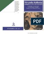 Alexandra Kollontai - Autobiografía de una mujer emancipada - La juventud y la moral sexual - El comunismo y la familia - Plataforma de la Oposición Obrera.pdf