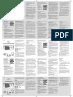 Unitec EIM 812 Manual de Utilizare RO en De