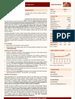 Visit Note - Camlin Ltd - 011010