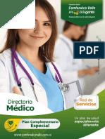 Directorio Medico Plan Complementario Comfenalco Valle