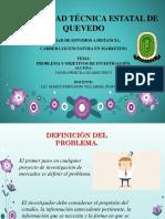 Priscila Suarez Definicion Del Problema y Objetivos.