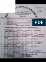 Check List for Lpglng License