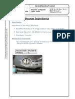 51 SOP for Engine Smoke Diagnose