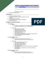 Programación Aleman 17-18 Castellano