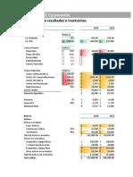 Ejercicio Proyecto Financiero Práctica