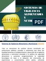 Sistema de Vigilancia Alimentaria y Nutricional