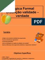 Lógica Formal (1)