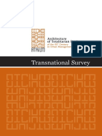 Arquitectura en Regimenes Totalitarios_(Inglés) Atriumtransnationalsurvey
