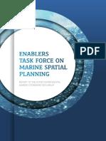 Final Our Ocean Wealth Enablers Task Force Report