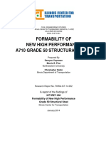 ASTM A710 Engineering Report Grade 50 Sheet Steel Formability Material for Clamps