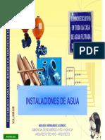 Instalaciones Agua Mha v2