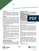 Optimizacion de Parametros de Tronadura en Funcion de Explosivos de Alta Energia