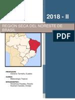 Región Seca Del Noreste de Brasil Teoría