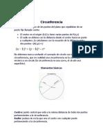 Circunferenciaa