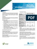 TDS Fortan Adv Aluminizado- Chile