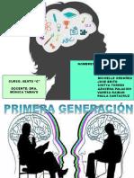 Primera-generacion - 2 Generacion - 3 Generacion (6C)