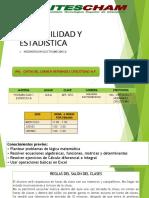 Presentacion Electromecanica Prob y Estad.