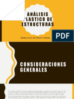 Analisis Plastico de Estructuras