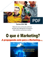 Comunicação e Marketing I