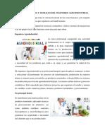 Principios Éticos y Morales Del Ingeniero Agroindustrial 1