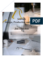 Guitar Design, Production and Maintenance