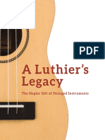 A Luthiers Legacy