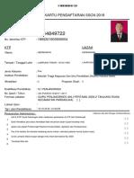 Iwan Kartu Daftar