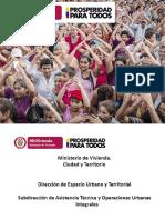 PLANES PARCIALES EN COLOMBIA