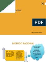 10.1 METODO RACIONAL-2018-2(sin solucion)(1)