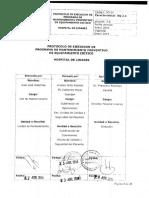 EQ 2.1 Protocolo Ejecucion Programa de Mantenimiento Preventivo de Equipos Criticos