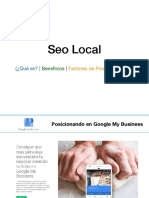 Impulsa Tu SEO Local Google My Business