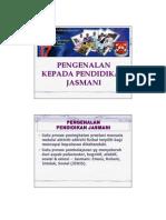 Nota_Pengenalan Pendidikan Jasmani