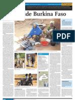 Carta Desde Burkina Faso