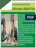 07-12-18 Ildefonso Guajardo ofrece apoyo a Adrián de la Garza