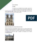 Lugares Turisticos de Francia