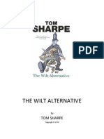 The Wilt Alternative - Tom Sharpe