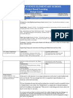 unit 1- prek 2018-2019 pbl template