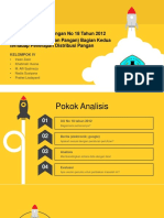 EKPANG - UU 18 Tahun 2012 - Analisis Distribusi