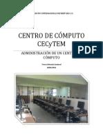Proyecto de Un Centro de Computo