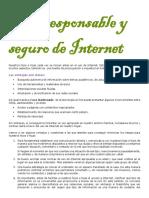 Uso Responsable y Seguro de Internet