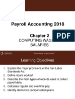 Chapter 2 Payroll Accounting 2018