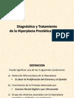 PP Hiperplasia Prostática Benigna