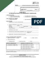 formulario de tramites previos AMUSDELI