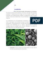 Tipos de Factores Bioticos