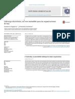 Artículo. Liderazgo Electrónico para las organizaciones de hoy.pdf