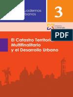2015 Cuaderno MIDUVI Catastro Multifinalitario