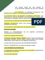 Apuntes Derecho Economico Examen 24-09-2018