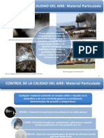 Control Calidad Aire Material Particulado2016